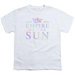 Empire Of The Sun - Youth Rainbow Logo T-Shirt