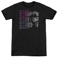 Palaye Royale - Mens Torn Ringer T-Shirt