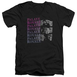 Palaye Royale - Mens Torn V-Neck T-Shirt