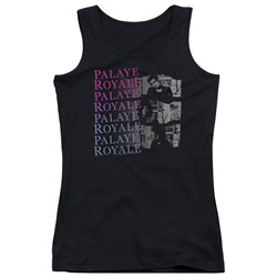 Palaye Royale - Juniors Torn Tank Top
