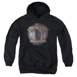Bon Jovi - Youth New Jersey Pullover Hoodie