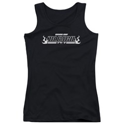 Bleach - Juniors Logo Tank Top