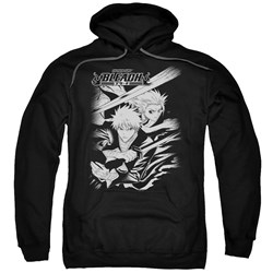 Bleach - Mens Swords Pullover Hoodie