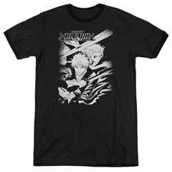 Bleach - Mens Swords Ringer T-Shirt