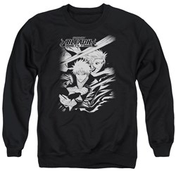 Bleach - Mens Swords Sweater