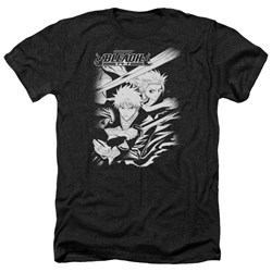 Bleach - Mens Swords Heather T-Shirt