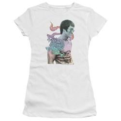Bruce Lee - Juniors A Little Bruce Premium Bella T-Shirt