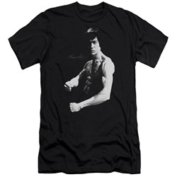 Bruce Lee - Mens Stance Premium Slim Fit T-Shirt