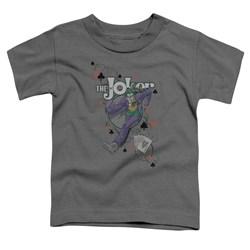 Batman - Toddlers Always A Joker T-Shirt