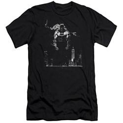 Batman - Mens Dirty City Premium Slim Fit T-Shirt