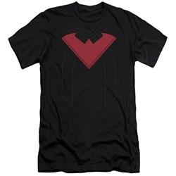 Batman - Mens Nightwing 52 Costume Premium Slim Fit T-Shirt