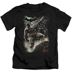 Batman - Youth Family T-Shirt