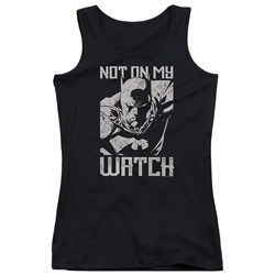 Batman - Juniors Watch Tank Top