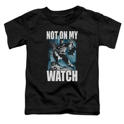 Batman - Toddlers Not On My Watch T-Shirt
