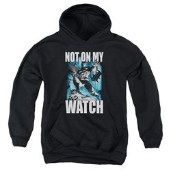 Batman - Youth Not On My Watch Pullover Hoodie