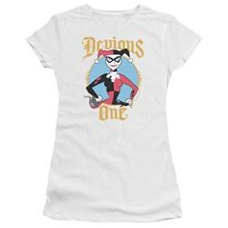 Batman - Juniors Devious One T-Shirt