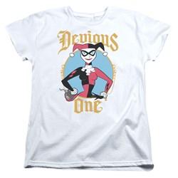 Batman - Womens Devious One T-Shirt