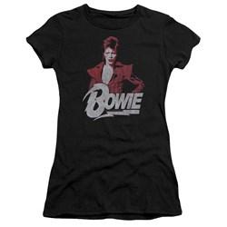 David Bowie - Juniors Diamond David T-Shirt