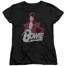 David Bowie - Womens Diamond David T-Shirt