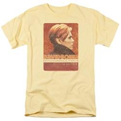 David Bowie - Mens Stage Tour Berlin 78 T-Shirt
