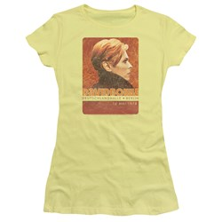 David Bowie - Juniors Stage Tour Berlin 78 T-Shirt
