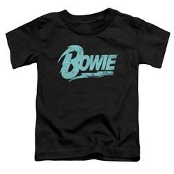 David Bowie - Toddlers Logo T-Shirt