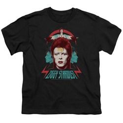 David Bowie - Youth Ziggy Heads T-Shirt
