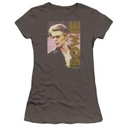 David Bowie - Juniors Smokin Premium Bella T-Shirt