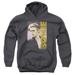 David Bowie - Youth Smokin Pullover Hoodie
