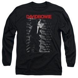 David Bowie - Mens Station To Station Long Sleeve T-Shirt