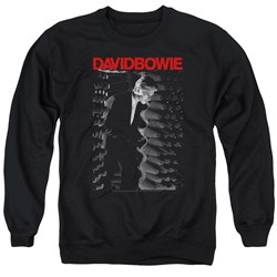 David Bowie - Mens Station To Station Sweater