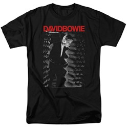 David Bowie - Mens Station To Station T-Shirt