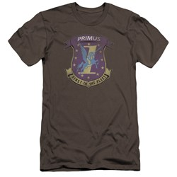 Bsg - Mens Primas Badge Premium Slim Fit T-Shirt