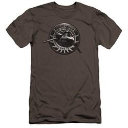 Bsg - Mens Viper Squadron Premium Slim Fit T-Shirt