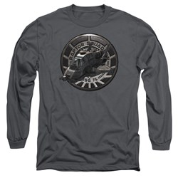 Bsg - Mens Raptor Squadron Long Sleeve T-Shirt