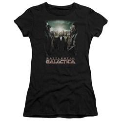 Bsg - Juniors Crossroads Premium Bella T-Shirt