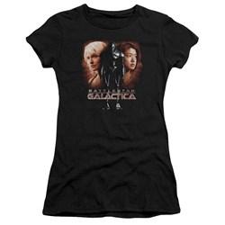 Bsg - Juniors Created By Man Premium Bella T-Shirt
