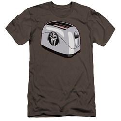 Bsg - Mens Toaster Premium Slim Fit T-Shirt