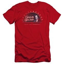 Bsg - Mens Elect Gaius Premium Slim Fit T-Shirt