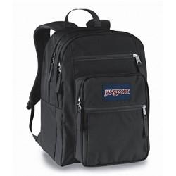 Jansport Big Student Backpack in Black