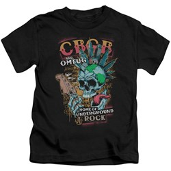 Cbgb - Youth City Mowhawk T-Shirt