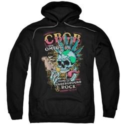 Cbgb - Mens City Mowhawk Pullover Hoodie