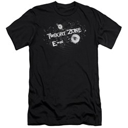 Twilight Zone - Mens Another Dimension Premium Slim Fit T-Shirt