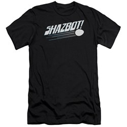 Mork & Mindy - Mens Shazbot Egg Premium Slim Fit T-Shirt