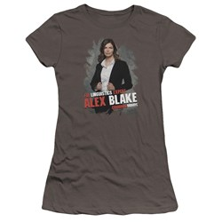 Criminal Minds - Juniors Alex Blake Premium Bella T-Shirt