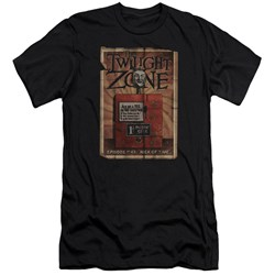Twilight Zone - Mens Seer Premium Slim Fit T-Shirt