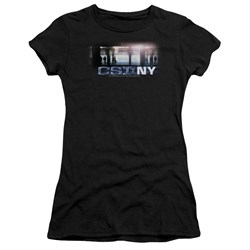 Csi - Juniors New York Subway Premium Bella T-Shirt