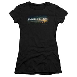 Under The Dome - Juniors Dome Key Art Premium Bella T-Shirt