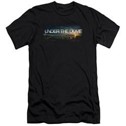 Under The Dome - Mens Dome Key Art Premium Slim Fit T-Shirt