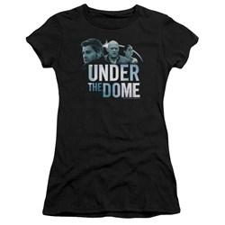Under The Dome - Juniors Character Art Premium Bella T-Shirt